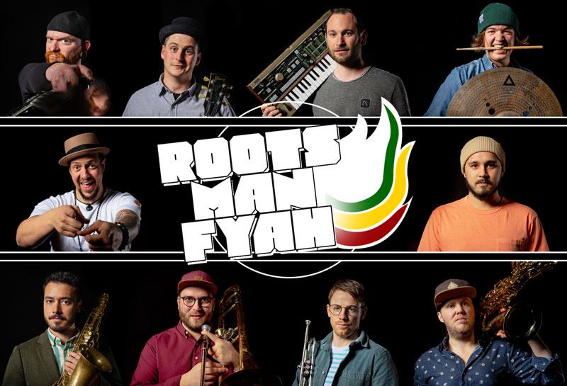 Rootsman-Fyah-mit-bandlogo