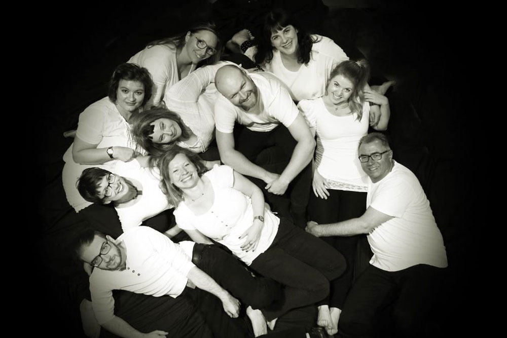 Theaterförderverein Stupor Mundi i.V. / Ensemble …gegenSatz